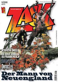 ZACK 137 (Nr. 11/2010) - Klickt hier für die große Abbildung zur Rezension