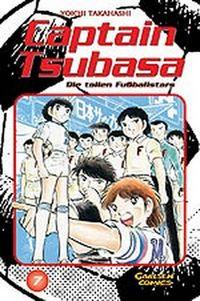 Captain Tsubasa - Die tollen Fussballstars 7 - Klickt hier für die große Abbildung zur Rezension