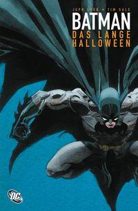 Batman: Das lange Halloween - Klickt hier für die große Abbildung zur Rezension