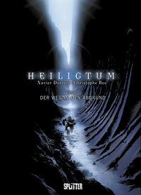 Heiligtum 2: Der Weg in den Abgrund - Klickt hier für die große Abbildung zur Rezension