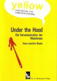 Under the Hood - Die Verweisstruktur der Watchmen - Klickt hier für die große Abbildung zur Rezension