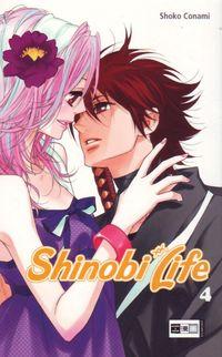 Shinobi Life 4 - Klickt hier für die große Abbildung zur Rezension