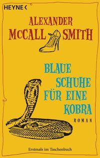 Blaue Schuhe für eine Kobra - Klickt hier für die große Abbildung zur Rezension