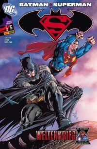 Batman/Superman Sonderband 5: Der große Knall - Klickt hier für die große Abbildung zur Rezension