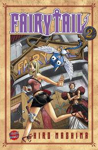 Fairy Tail 2 - Klickt hier für die große Abbildung zur Rezension