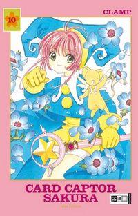 Card Captor Sakura - New Edition 10 - Klickt hier für die große Abbildung zur Rezension