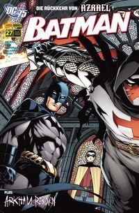 Batman Sonderband 27: Azrael - Klickt hier für die große Abbildung zur Rezension