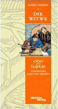 Odo und Lupus 4: Die Witwe - Klickt hier für die große Abbildung zur Rezension