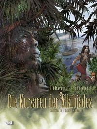 Die Korsaren der Alkibiades Band 2: Der Rivale - Klickt hier für die große Abbildung zur Rezension