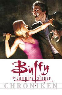 Buffy The Vampire Slayer Chroniken 4: Die Vampirkönigin - Klickt hier für die große Abbildung zur Rezension