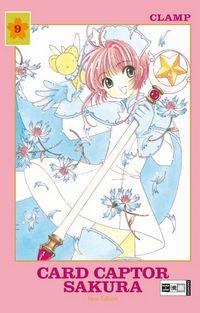 Card Captor Sakura - New Edition 9 - Klickt hier für die große Abbildung zur Rezension