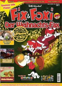 Fix & Foxi Magazin Nr. 12/2010 - Klickt hier für die große Abbildung zur Rezension