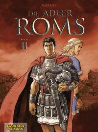 Die Adler Roms 2: Buch II - Klickt hier für die große Abbildung zur Rezension