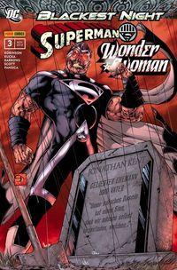 Blackest Night Sonderband 3: Superman / Wonder Woman - Klickt hier für die große Abbildung zur Rezension