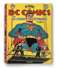 75 Years of DC Comics: The Art of Modern Mythmaking - Klickt hier für die große Abbildung zur Rezension