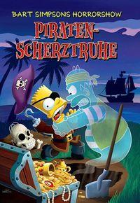 Bart Simpsons Horrorshow 5: Piratenscherztruhe - Klickt hier für die große Abbildung zur Rezension