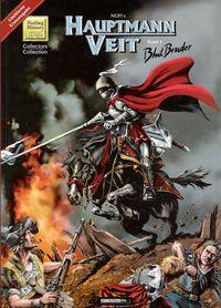 Hauptmann Veit 1: BlutBruder - Klickt hier für die große Abbildung zur Rezension
