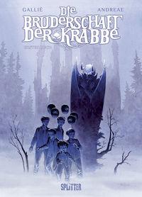 Die Bruderschaft der Krabbe 1: Erstes Buch - Klickt hier für die große Abbildung zur Rezension
