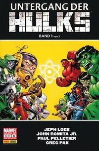 Hulk 6: Untergang der Hulks 1 - Klickt hier für die große Abbildung zur Rezension
