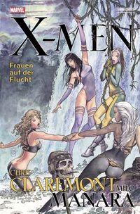 X-Men: Frauen auf der Flucht - Klickt hier für die große Abbildung zur Rezension