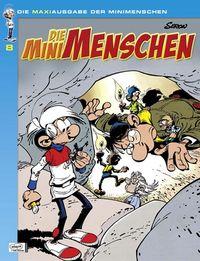 Die Minimenschen Maxiausgabe 8 - Klickt hier für die große Abbildung zur Rezension