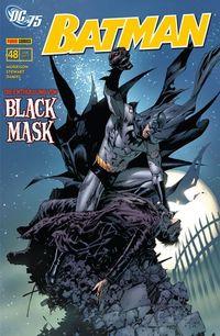 Batman 48 - Klickt hier für die große Abbildung zur Rezension