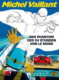 Michel Vaillant 17: Das Phantom der 24 Stunden von Le Mans - Klickt hier für die große Abbildung zur Rezension