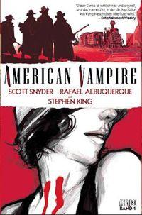 American Vampire 1 - Klickt hier für die große Abbildung zur Rezension