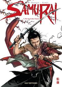 Samurai Band 5: Die Insel ohne Namen - Klickt hier für die große Abbildung zur Rezension
