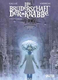 Die Bruderschaft der Krabbe 2: Zweites Buch - Klickt hier für die große Abbildung zur Rezension