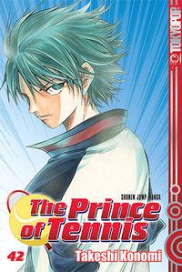 The Prince of Tennis 42 - Klickt hier für die große Abbildung zur Rezension