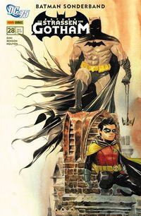 Batman Sonderband 28: Auf Messers Schneide  - Klickt hier für die große Abbildung zur Rezension