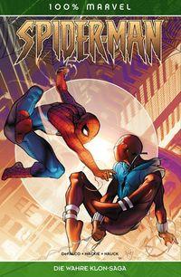 100% Marvel 52: Spider-Man - Die wahre Klon-Saga - Klickt hier für die große Abbildung zur Rezension