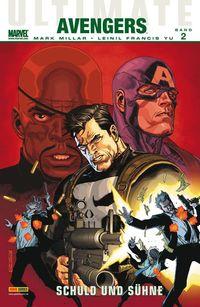 Ultimate Avengers 2: Schuld und Sühne - Klickt hier für die große Abbildung zur Rezension