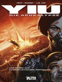 Yiu - Die Apokalypse 5: Der Fall des Evangelischen Imperiums - Klickt hier für die große Abbildung zur Rezension