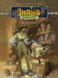 Donjon Monster 11: Die schöne Mörderin - Klickt hier für die große Abbildung zur Rezension