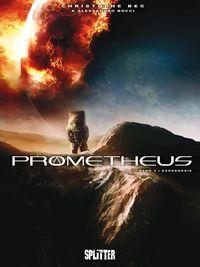 Prometheus 3: Exogenesis - Klickt hier für die große Abbildung zur Rezension