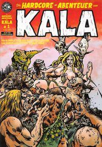 Die Hardcore-Abenteuer von Kala 1 - Klickt hier für die große Abbildung zur Rezension