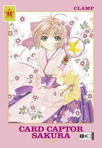 Card Captor Sakura - New Edition 11 - Klickt hier für die große Abbildung zur Rezension