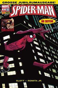 Spider-Man 75 - Klickt hier für die große Abbildung zur Rezension