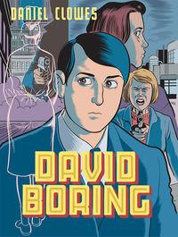 David Boring - Klickt hier für die große Abbildung zur Rezension