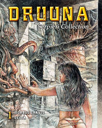 Serpieri Collection: Druuna 1 - Klickt hier für die große Abbildung zur Rezension