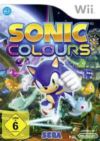 Sonic Colours - Klickt hier für die große Abbildung zur Rezension