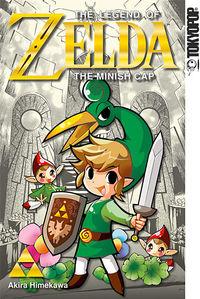 The Legend of Zelda: The Minish Cap - Klickt hier für die große Abbildung zur Rezension