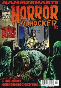 Horrorschocker 23 - Klickt hier für die große Abbildung zur Rezension