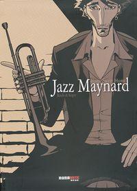 Jazz Maynard: Home Sweet Home - Klickt hier für die große Abbildung zur Rezension