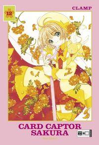Card Captor Sakura 12 – New Edition - Klickt hier für die große Abbildung zur Rezension