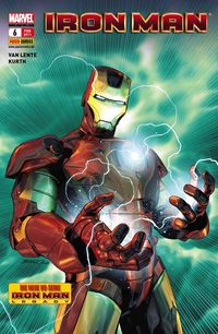 Iron Man 6: Der Eiserne Krieg - Klickt hier für die große Abbildung zur Rezension