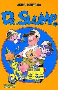Dr. Slump 18 - Klickt hier für die große Abbildung zur Rezension