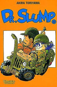 Dr. Slump 17 - Klickt hier für die große Abbildung zur Rezension